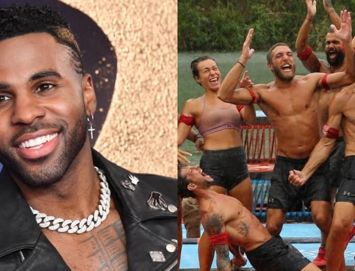 Survivor 4: Jason Derulo και Σάκης Ρουβάς θα τραγουδήσουν στο πάρτι ένωσης