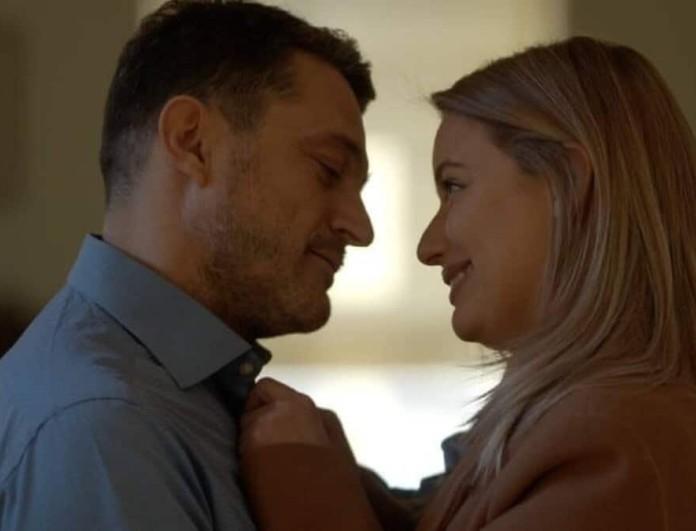 Ήλιος - αποκλειστικό: Τρίτο πρόσωπο ανάμεσα σε Αλίκη και Δημήτρη
