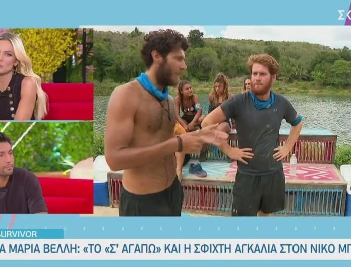 Survivor 4 - Ταβλαδάκης: