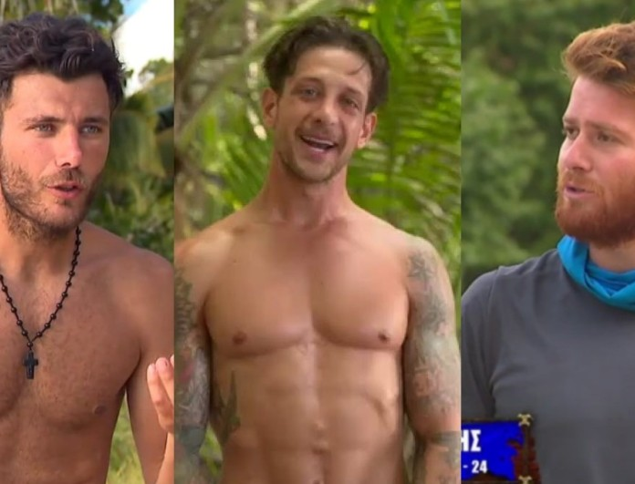 Survivor 4 - Spoiler: «Κόκκινοι και Μπλε κάνουν παρεάκια! Όπως Ηλίας με Τζέιμς και Νίκο»