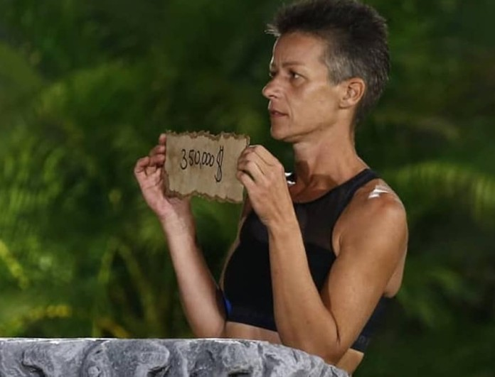 Survivor - Σοφία Μαργαρίτη: «Σκεφτόμουν και λειτουργούσα αυθόρμητα, τα έλεγα χύμα και τσουβαλάτα»
