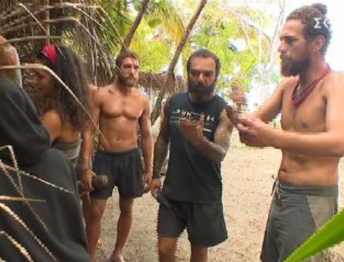 Survivor 4: Άγριος καβγάς με Ντάφυ και Κώστα στην παραλία