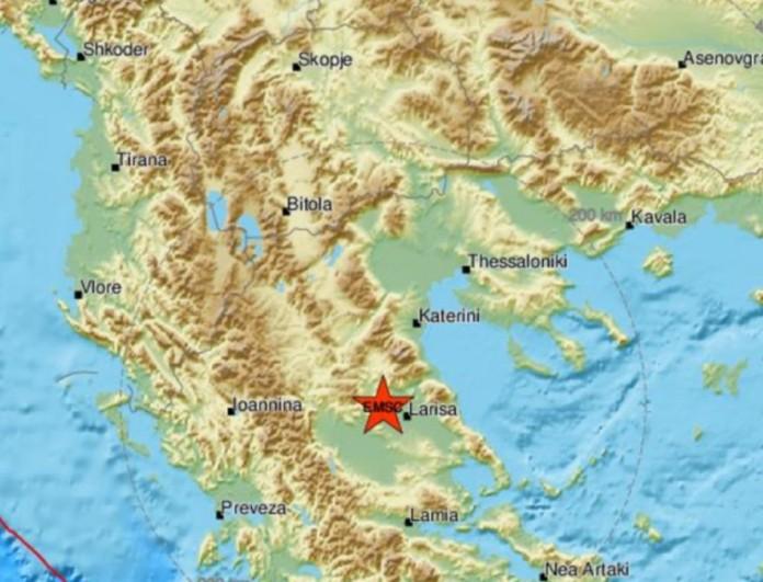 Σεισμός τώρα 3,6