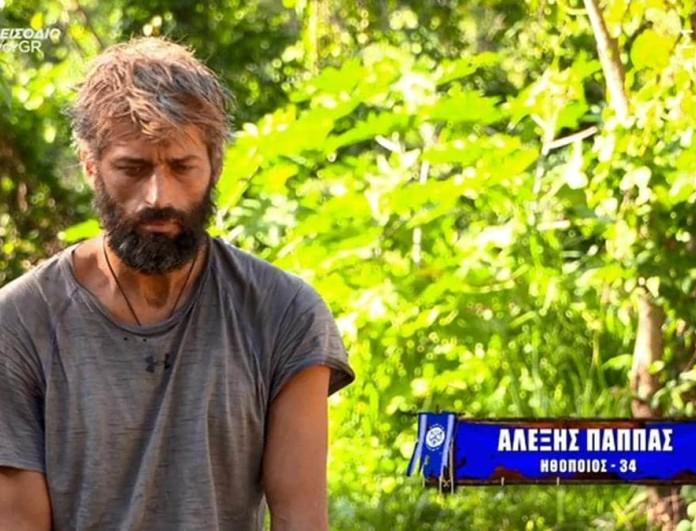 Survivor 4: Παππάς για Σάκη και Μαριαλένα - «Τα παιδιά ήρθαν πολύ κοντά»