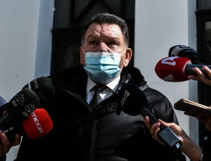 Αλέξης Κούγιας: Η ανακοίνωση μετά τη δημοσίευση των ερωτικών επιστολών του Δημήτρη Λιγνάδη