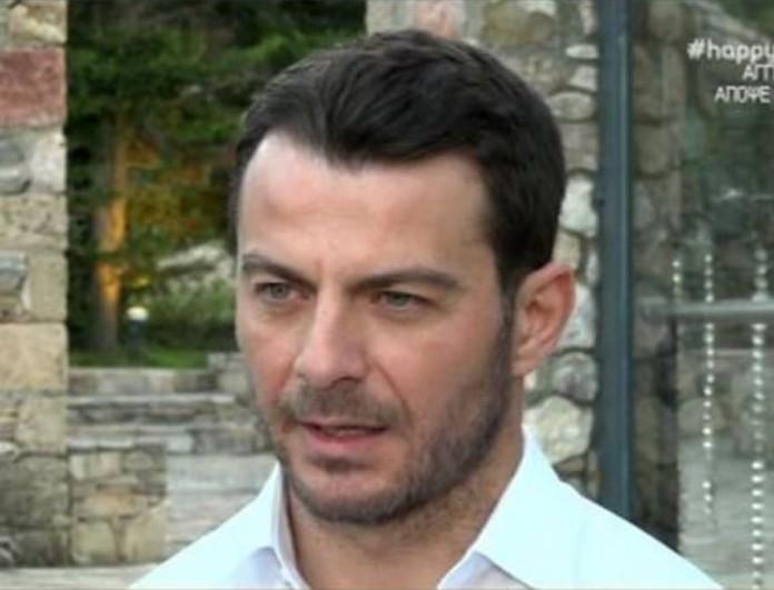 Γιώργος Αγγελόπουλος: «Δεν νομίζω ότι θα παρουσιάσω ποτέ το Survivor γιατί ο Λιανός τα πάει πάρα πολύ καλά»