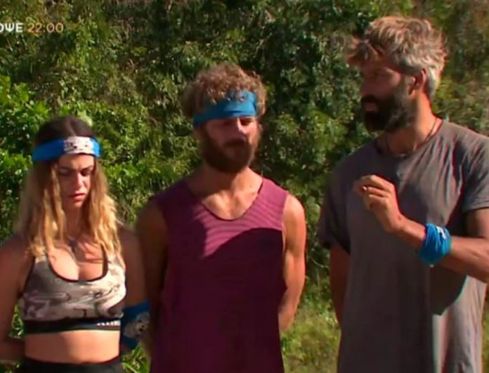 Survivor 4 trailer 2/3: Αλέξης και Κρις τα παρατάνε επίτηδες! Ανακοινώνουν πως δεν θα παίξουν στο σημερινό αγώνισμα