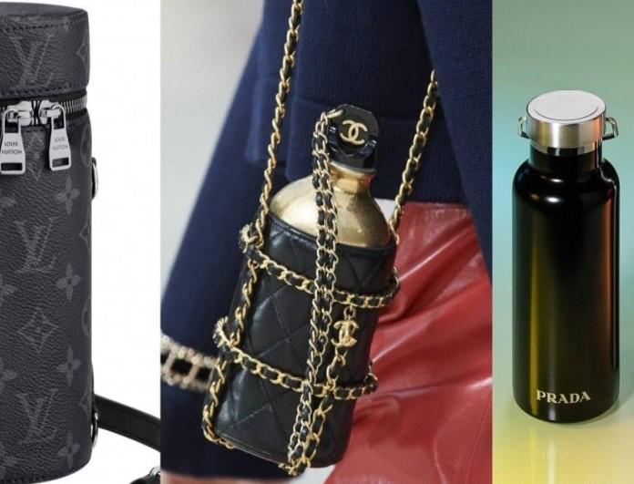 Water Bottle Bags trend S/S 2021