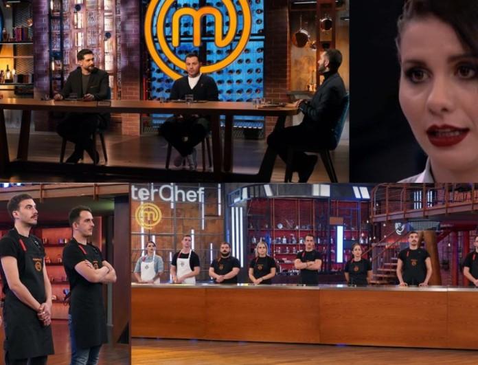 MasterChef 5 Highlights (13/3): Ο καυγάς της Μαρίνας με την ομάδα και η αποχώρηση του Κωστή