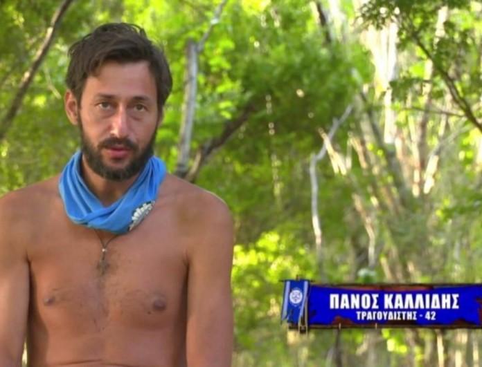 Survivor 4: Γι΄αυτό τον λόγο αποχώρησε ο Πάνος Καλίδης