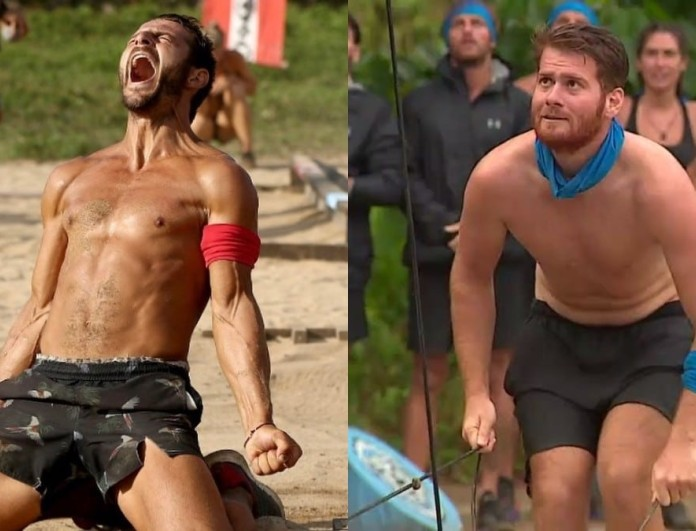 Survivor 4: Βάση ποσοστών καλύτερος ο Τζέιμς από τον Ντάνο