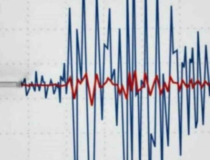 Ελασσόνα: Νέος μετασεισμός 3,7 ρίχτερ
