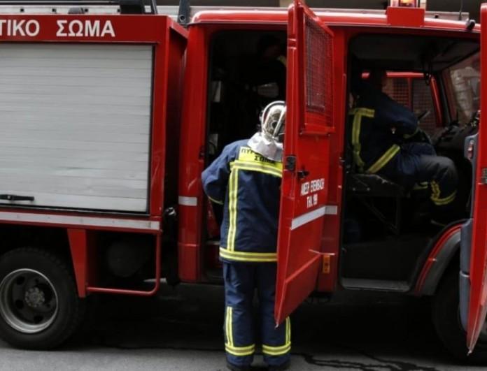 Τραγωδία στα Βριλήσσια: Νεκρός από φωτιά σε μονοκατοικία