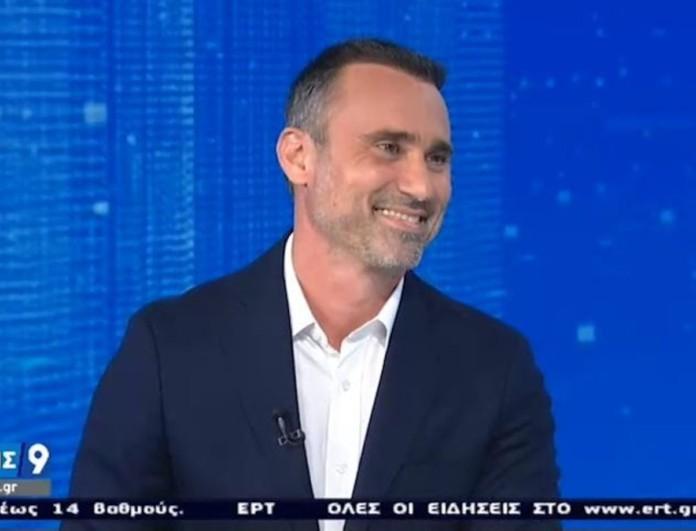 Γιώργος Καπουτζίδης: «Είμαι κι εγώ άνεργος ομοφυλόφιλος»