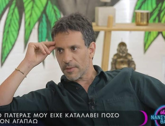 Γιώργος Χρανιώτης: «Κατάλαβα ότι ο μπαμπάς μου φεύγει, του κράτησα το χέρι»