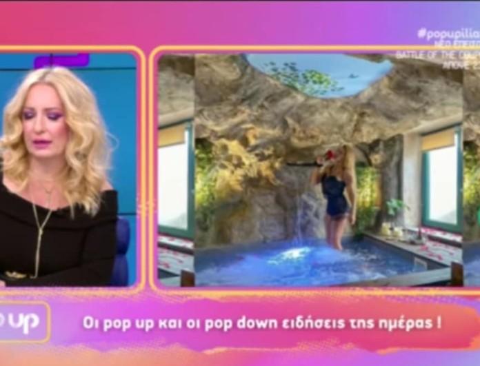 Χαμός στο Pop Up με την Σπυροπούλου - «Άλλο να διαφημίζεις κραγιόν και άλλο να διαφημίζεις το θράσος σου»