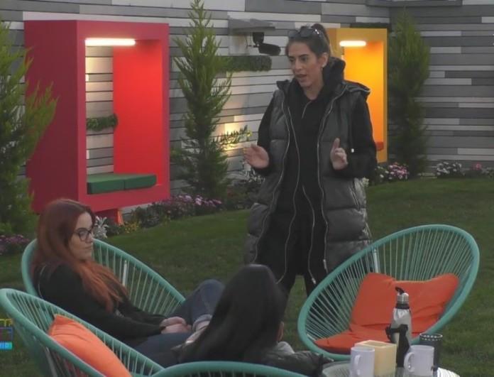 House of Fame: Αρπάχτηκαν Πηνελόπη και Έλενα - «Μη με ειρωνεύεσαι»