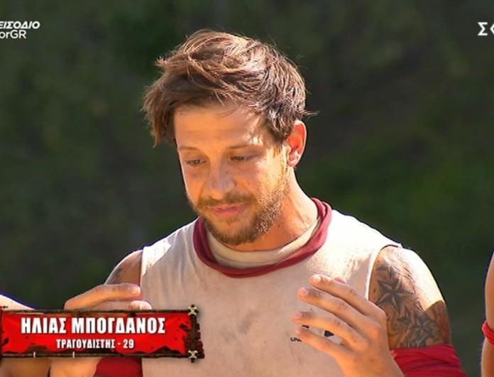 Survivor 4 - Ηλίας: «Ο Ντάφι μου είπε τη μέρα που τσακωθήκαμε ότι