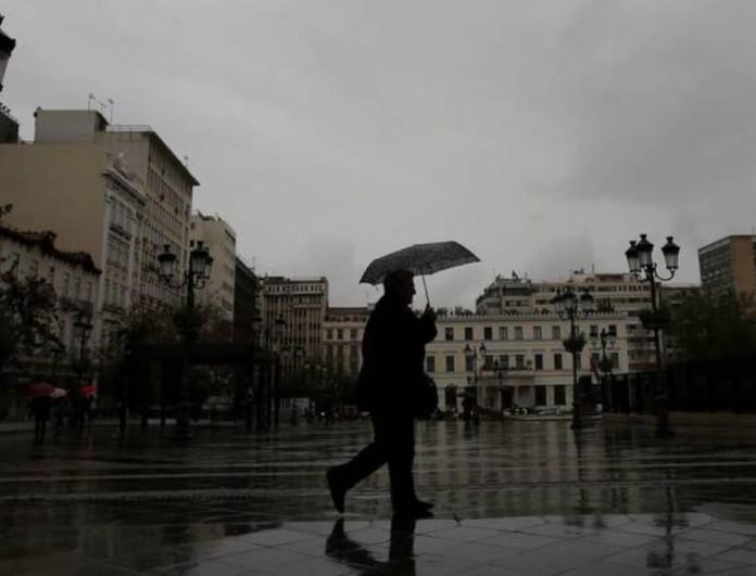 Καιρός 20/3: Βροχές και σποραδικές καταιγίδες προβλέπει η ΕΜΥ