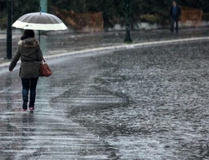 Καιρός: Έρχονται ξανά ισχυρές βροχές και καταιγίδες