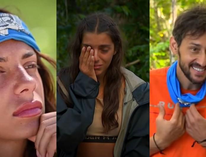 Survivor 4: Καλίδης, Μαριαλένα και Άννα Μαρία απομακρύνονται από τον Τζέιμς