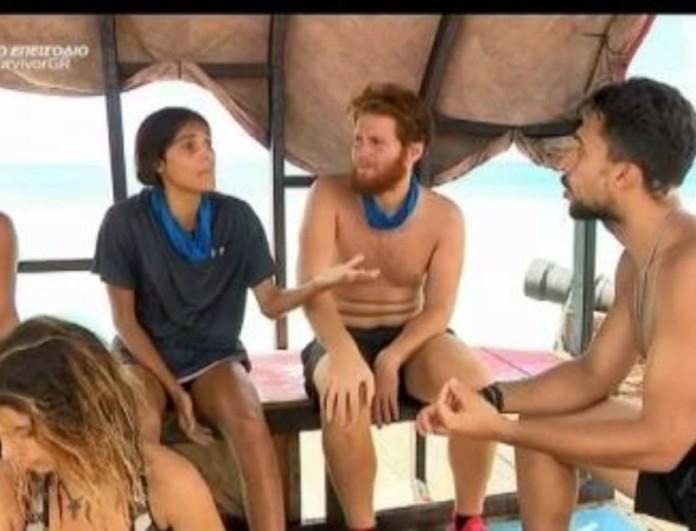 Survivor 4: Φώναξαν στον Πάνο Καλίδη και τον έβγαλαν εκτός αγωνίσματος για να νικήσουν