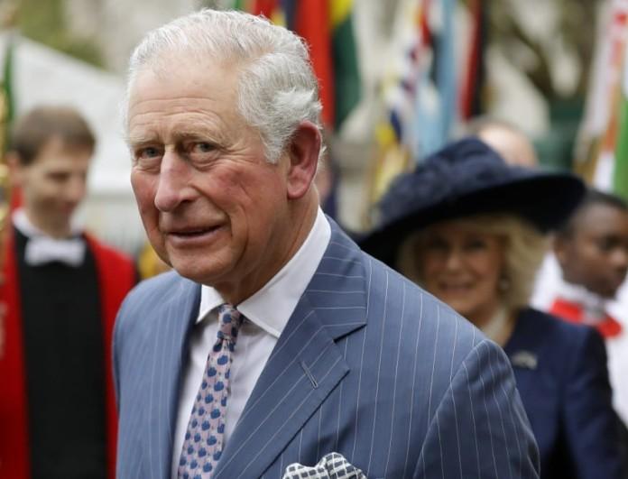Πρίγκιπας Κάρολος: Η νευρική αντίδρασή όταν ρωτήθηκε για τη συνέντευξη του Χάρι και της Μέγκαν