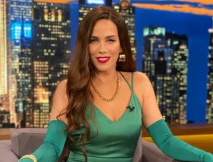 Insta Poll: Μέτρια η εμφάνιση της Κατερίνας Στικούδη στο The 2night Show