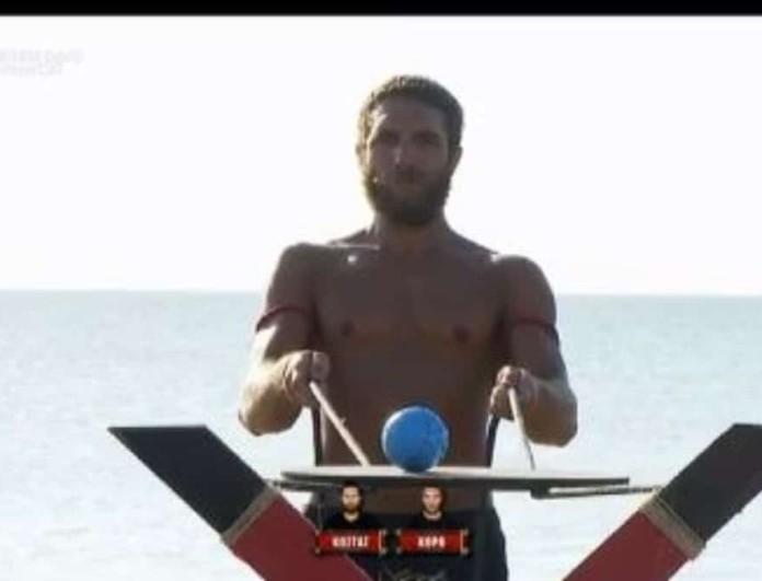 Survivor 4: Νικητής της ατομικής ασυλίας ο Γιώργος Κορόμι