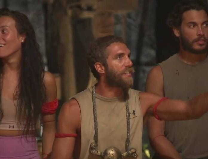 Survivor 4: Πιάστηκαν στα χέρια Κόρο και Αλέξης στο τελευταίο συμβούλιο