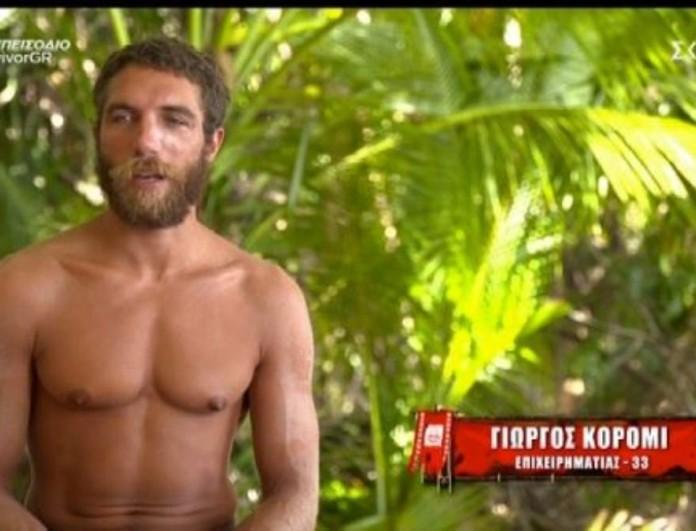 Survivor 4: Κορόμι για Αλέξη Παππά - «Είναι άλλος ένας ακριβοπληρωμένος παίκτης»