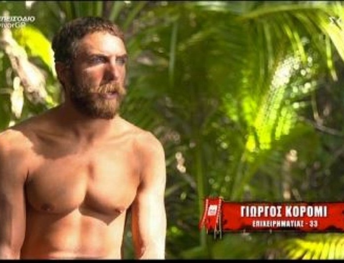 Survivor 4 - Κόρο: «Με τον Τριαντάφυλλο δεν θα μοιραστώ τα ψάρια που έπιασα»