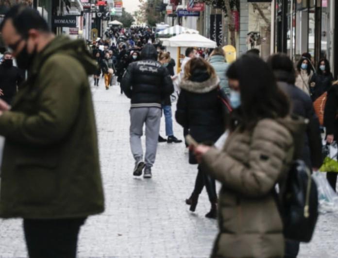 Lockdown - Γεωργιάδης: 22 ή 29 Μαρτίου το άνοιγμα του λιανεμπορίου με SMS