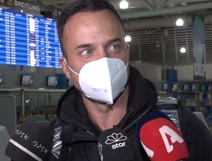 Survivor 4: Αναχώρησε για Άγιο Δομίνικο ο Γιώργος Λιανός