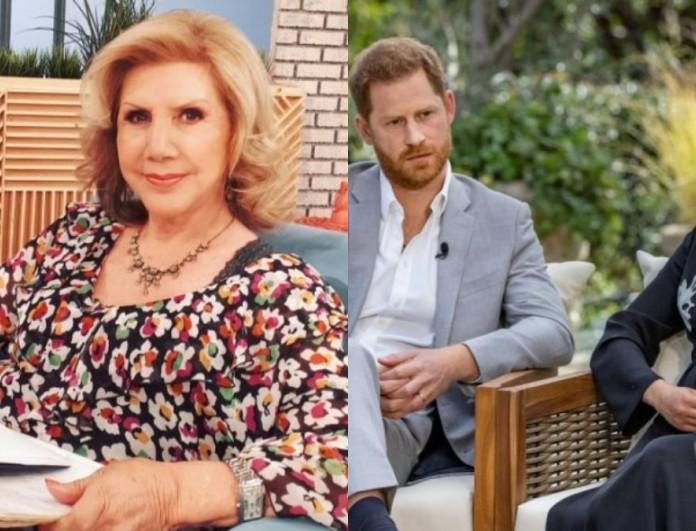Λίτσα Πατέρα για Μέγκαν και Χάρι: «Ίσως να υπάρξει μέχρι και χωρισμός έως το 2023»