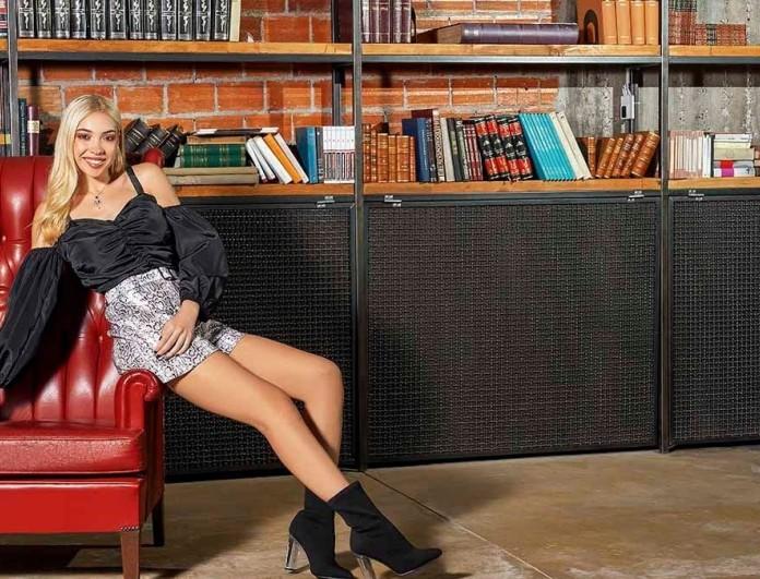 H Μαρίτα Γαγάνη στο νέο τεύχος του YOU!