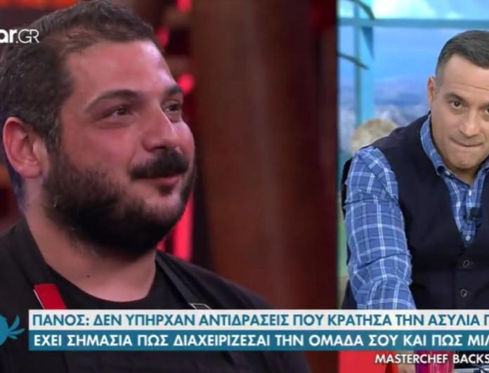 Masterchef 5: Οι διαγωνιζόμενοι «στόλισαν» τον Κωστή Αλεξάκη - «Έβγαζε κακία και χολή γιατί είναι σαν παιδάκι»