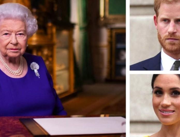 Ετοιμάζει την δική του σκληρή απάντηση το Παλάτι μετά την συνέντευξη Χάρι - Μέγκαν