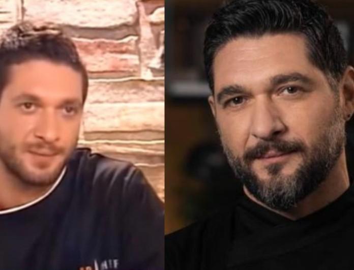 Πάνος Ιωαννίδης: Όταν πριν 11 χρόνια και αγνώριστος ήταν παίκτης του Top Chef στον ΑΝΤ1