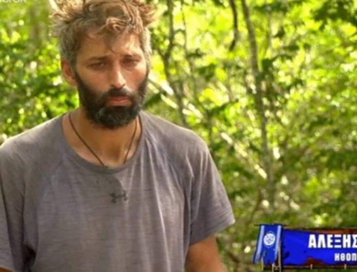 Survivor 4: Εκτός αγωνίσματος ο Αλέξης Παππάς