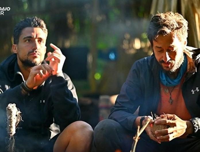 Survivor 4 - Σάκης: «Οι Κόκκινοι προσπαθούν να μας δημιουργήσουν ίντριγκες»