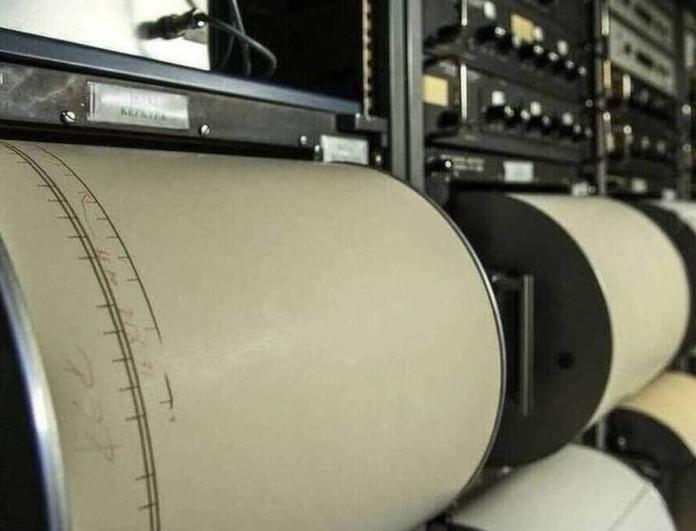Σεισμός 3,8 Ρίχτερ κοντά στην Κύμη Ευβοίας