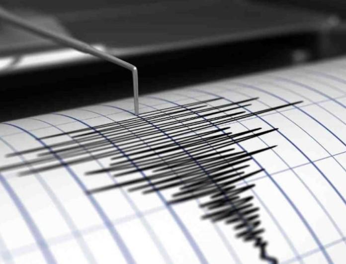 Σεισμός 3,4 Ρίχτερ νοτιοδυτικά της Ελασσόνας