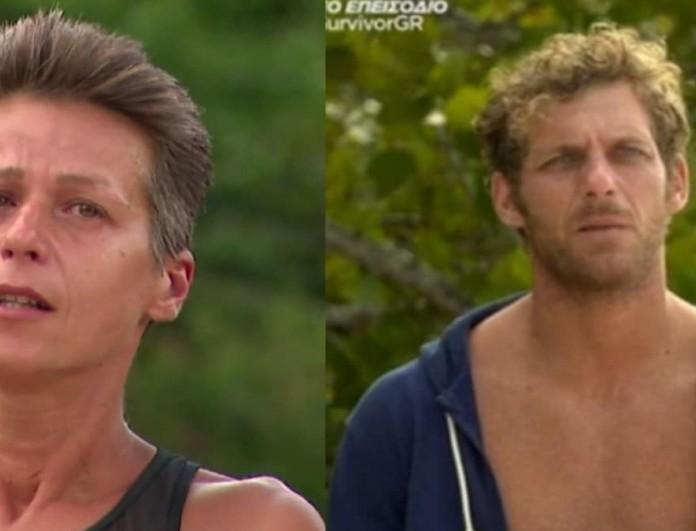 Survivor 4: Η ανάρτηση της Σοφίας με τον Κρις μετά την αποχώρηση τους