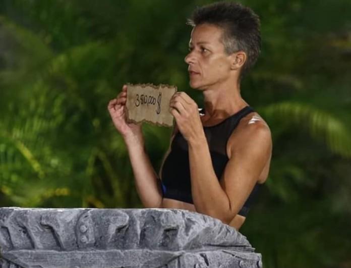 Σοφία Μαργαριτη: Έφυγε από το Survivor 4, γύρισε σπίτι της και το έριξε στο φαγητό