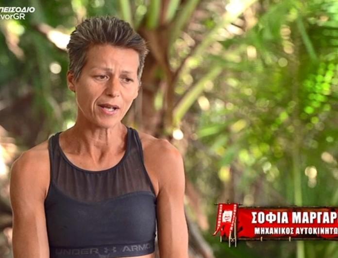 Survivor 4: Η Σοφία σκέφτεται να αποχωρήσει από το παιχνίδι