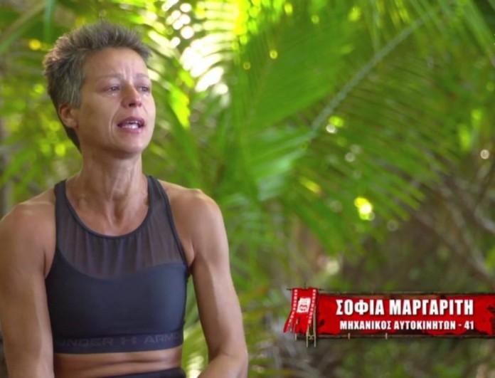 Survivor 4: Η Σοφία τραυματίστηκε ξανά και αποχωρεί οικειοθελώς;