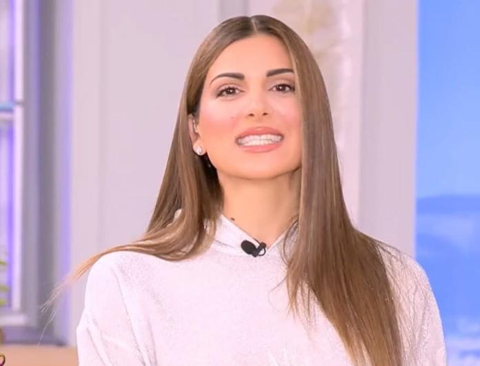 Σταματίνα Τσιμτσιλή: «Η Ελένη φοβήθηκε πολύ με τον κορωνοϊό»