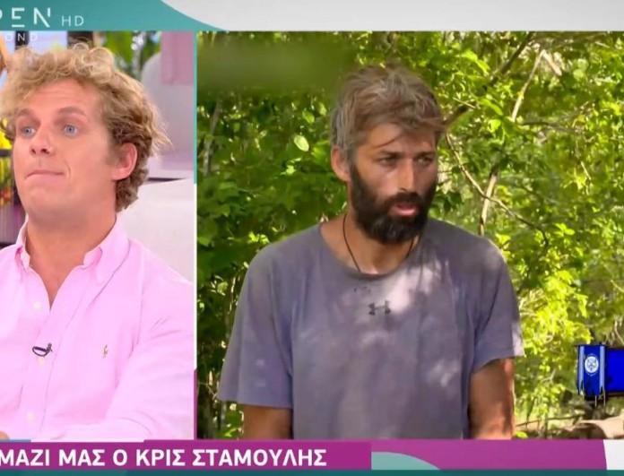Survivor 4: Εκνευρίστηκε ο Γκουντάρας με τον Σταμούλη - «Ακριβώς γι' αυτό σας πέταξαν έξω»