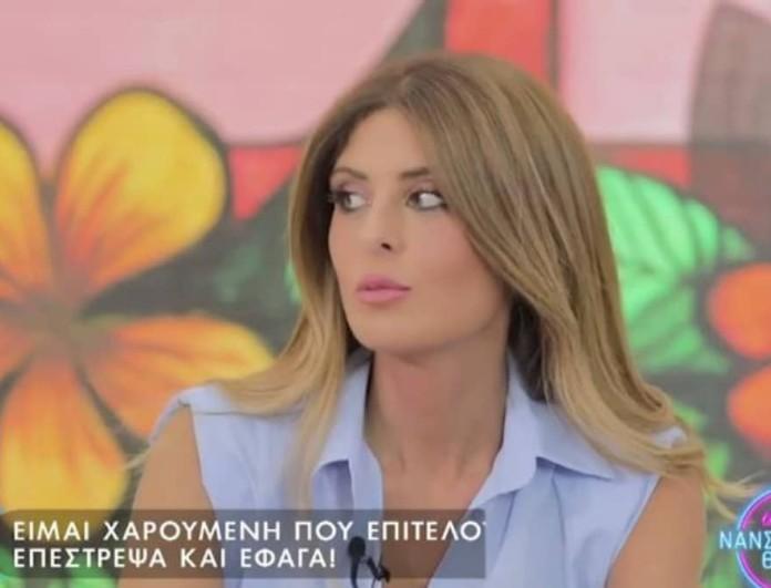 Survivor 4 - Ανθή Σαλαγκούδη: «Έκλεψα! Συγγνώμη από την παραγωγή! Όχι από τα σκουπίδια..»